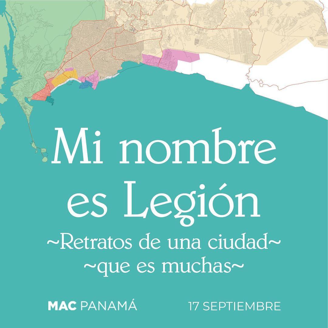 """Nueva expo """"Mi Nombre es Legión: retratos de una ciudad que es muchas"""""""