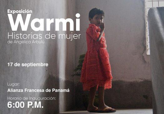 """Expo """"WARMI: Historias de mujer"""""""