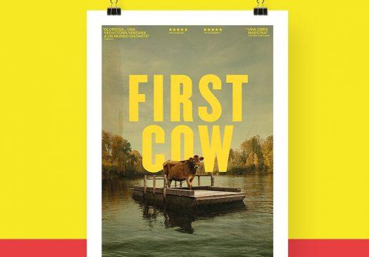 """Cine IFF """"Primera vaca"""""""