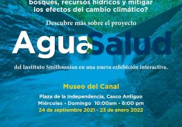 """Exhibición """"Agua Salud"""""""