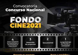 """Concurso Nacional """"Fondo Cine"""""""