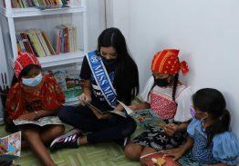Se inaugura Centro de Lectura en Madugandí
