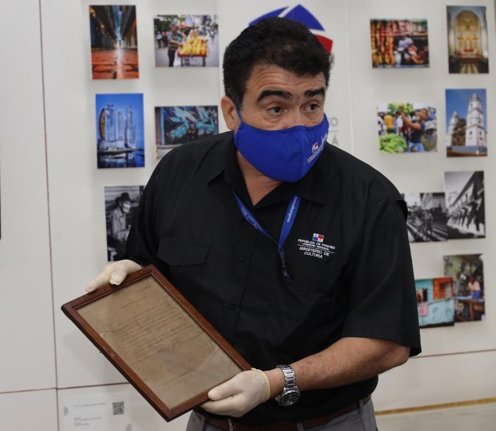 Archivos Nacionales entrega Patrimonio Documental