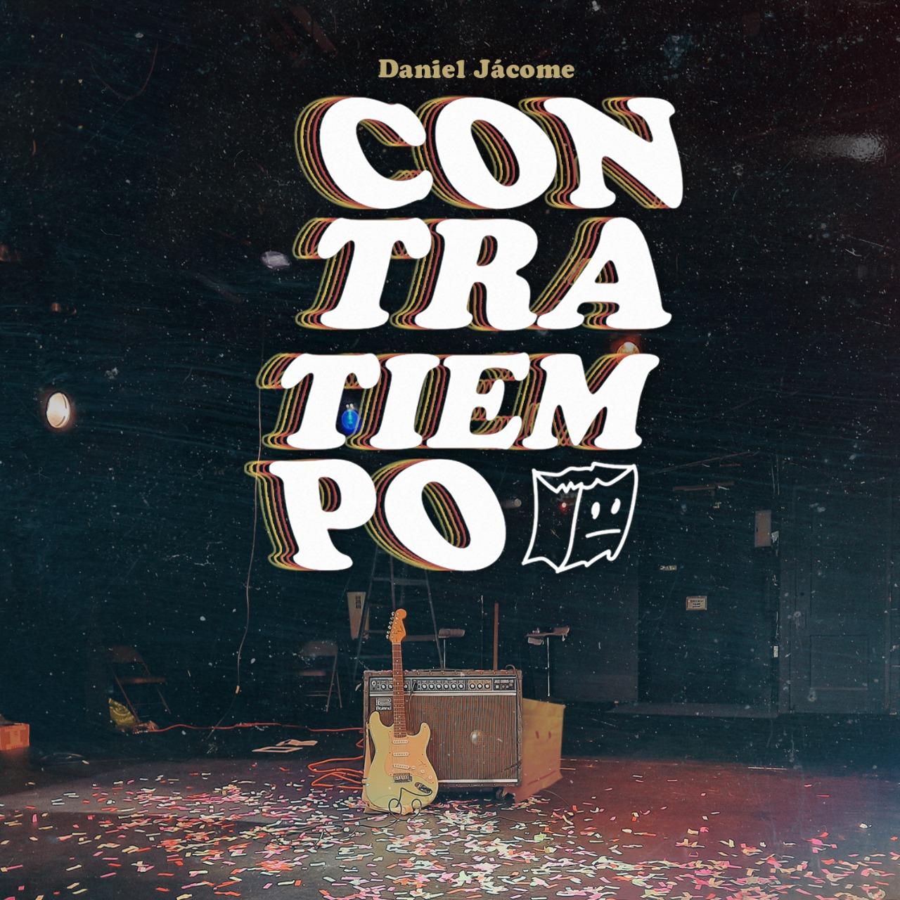 """""""Contratiempo"""", nuevo sencillo del cantautor Daniel Jácome"""