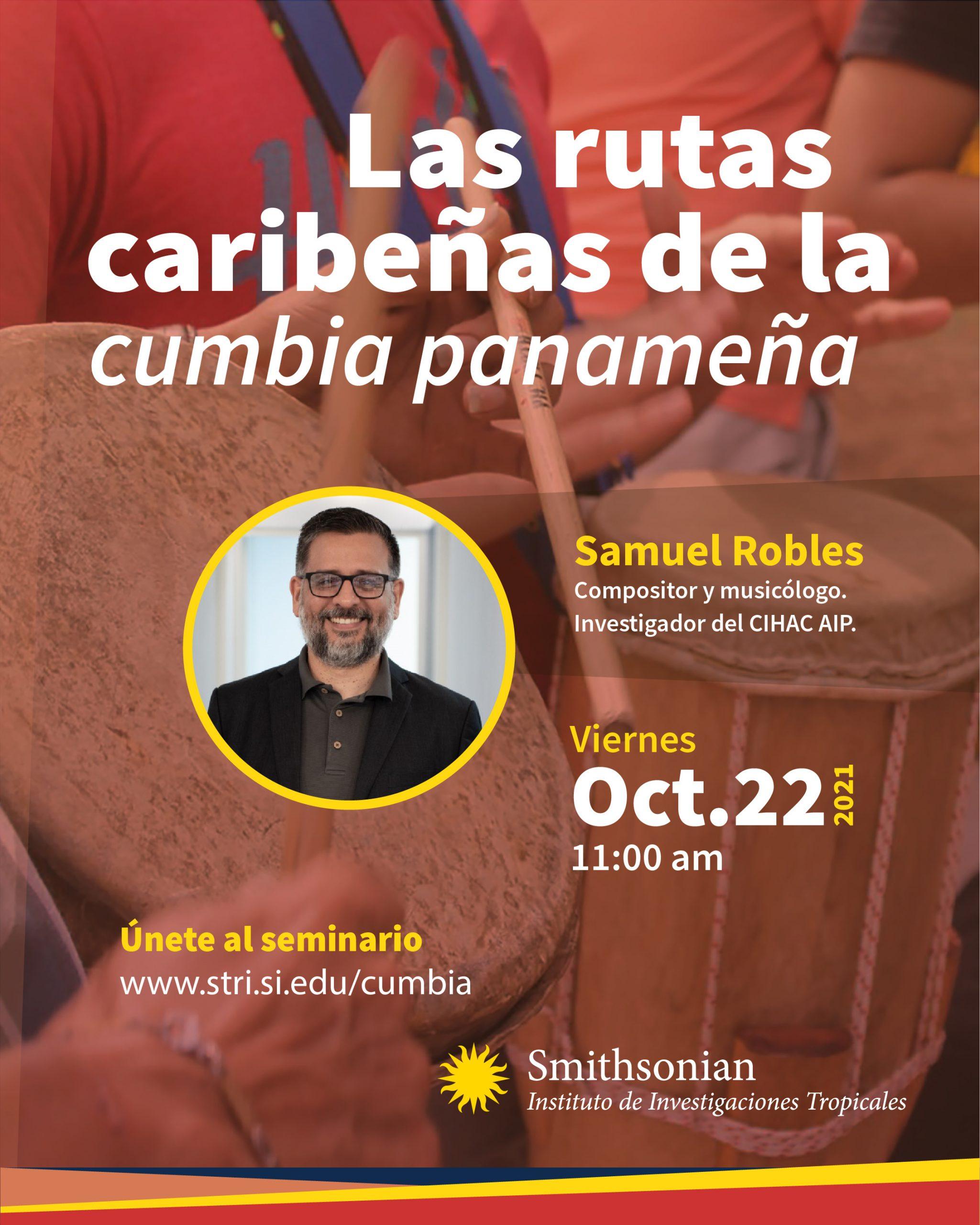 """Conferencia """"Las rutas caribeñas"""""""