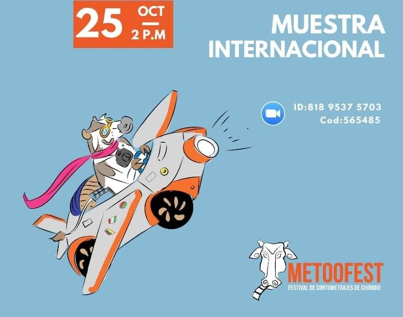 "MetooFest: ""Muestra Internacional"""