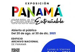 "Expo ""Panamá: Ciudad Entrañable"""
