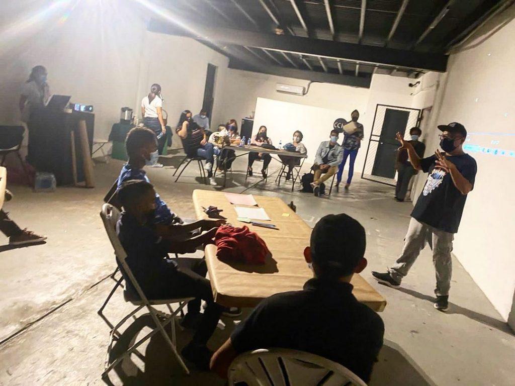 Juntas Comunales promueven talleres audiovisuales